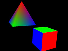 Simple 3D WebGL